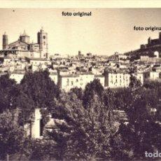 Militaria: VISTAS ALCAÑIZ (TERUEL) DURANTE LA GUERRA CIVIL ESPAÑOLA 1938 LEGION CONDOR. Lote 173044170