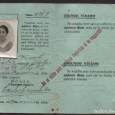 Militaria: BADAJOZ, SALVOCONTUCTO, VER FOTOS. Lote 174102517