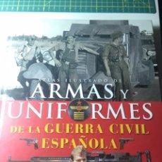 Militaria: ARMAS Y UNIFORMES GUERRA CIVIL ESPAÑOLA. Lote 174268135
