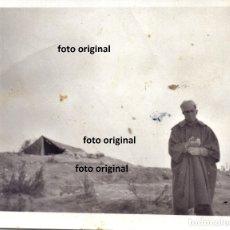 Militaria: SOLDADO ITALIANO CTV FRENTE ARAGON ZONA BELCHITE (ZARAGOZA) 1937 GUERRA CIVIL. Lote 174548035