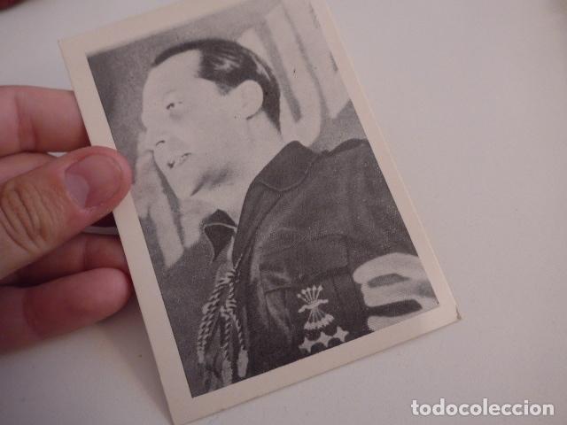 Militaria: Lote de documentos, fotos, postales, recordatorios de falange, Jose Antonio primo de rivera. - Foto 2 - 175159220