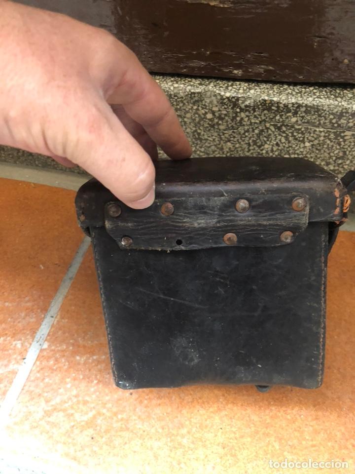 Militaria: Cartuchera útiles de limpieza MG 13 guerra civil - Foto 3 - 175266808