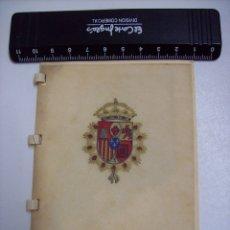 Militaria: ORDENANZAS DE LAS MARGARITAS. Lote 176765683