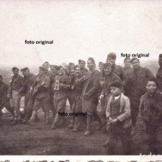Militaria: DIA DE NAVIDAD DEL CTV ITALIANO TORRALVILLA(ZARAGOZA) CAMPO DE DAROCA GUERRA CIVIL. Lote 177562909