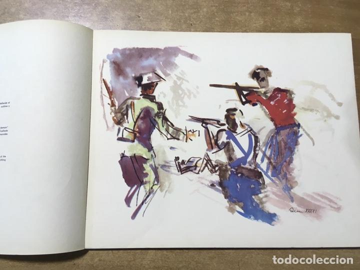 Militaria: ESTAMPAS DE LA REVOLUCIÓN ESPAÑOLA . 19 DE JULIO DE 1936. C.N.T.- F.A.I. guerra civil - Foto 7 - 177660362