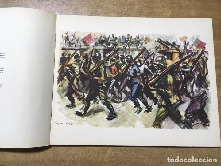 Militaria: ESTAMPAS DE LA REVOLUCIÓN ESPAÑOLA . 19 DE JULIO DE 1936. C.N.T.- F.A.I. guerra civil - Foto 13 - 177660362