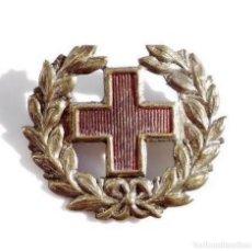Militaria: GUERRA CIVIL, EMBLEMA DE LA CRUZ ROJA.. Lote 177688442