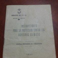 Militaria: GUERRA CIVIL ESPAÑOLA.1937. Lote 179541076