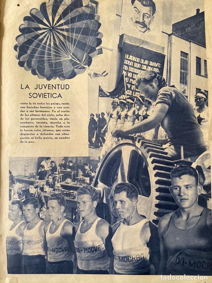 Militaria: Mundo obrero, número extraordinario de 1937 Dedicado al aniversario de la URSS, guerra civil - Foto 15 - 180180183