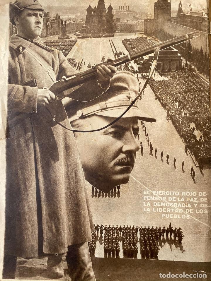 Militaria: Mundo obrero, número extraordinario de 1937 Dedicado al aniversario de la URSS, guerra civil - Foto 16 - 180180183