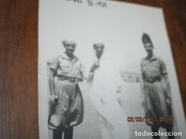 Militaria: tres CARIBES REGULARES FIN GUERRA CIVIL FOTO INEDITA REGULARES ex COMBATIENTES LEGION - Foto 7 - 180991107