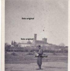 Militaria: SOLDADO CTV SANTUARIO NUESTRA SEÑORA COGULLADA ZARAGOZA IL LEGIONARIO 1938 GUERRA CIVIL. Lote 181460245