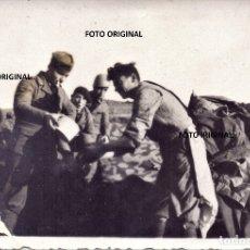 Militaria: CTV FLECHAS AZULES FRENTE TERUEL 1937 GUERRA CIVIL. Lote 181986655