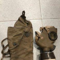 Militaria: MASCARA ANTIGAS EJERCITO ITALIANO GUERRA CIVIL. Lote 182294266