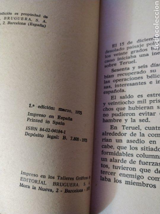 Militaria: La batalla de Teruel - Foto 4 - 182644637