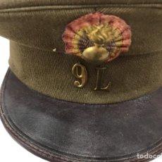 Militaria: GUERRA CIVIL, 9 REGIMIENTO ARTILLERÍA LIGERA.. Lote 183215023