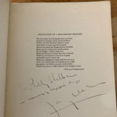 Militaria: SPANISH WAR - ALL THE BRAVE - DRAWING OF THE SPANISH WAR - HEMINGWAY - FIRMADO Y DEDICADO JAY ALLEN. Lote 183737377