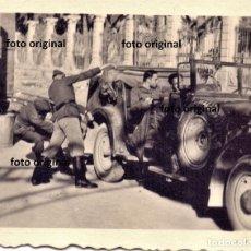 Militaria: GRUPO TRANSMISIONES LEGION CONDOR ALICANTE 1939 GUERRA CIVIL. Lote 184194910