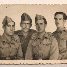 Militaria: MILITAR. XAUEN, CIUDAD DE TRASPASO DE LA SOBERANÍA ESPAÑOLA. FOTOGRAFÍA PARA EL RECUERDO (A.1945). Lote 184352928