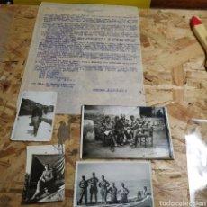 Militaria: DIVISIÓN LITTORIO GUERRA CIVIL ESPAÑOLA. Lote 184456407