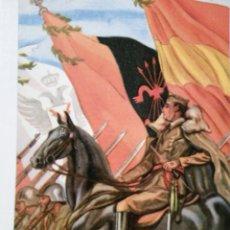 Militaria: FRANCO Y SUS BANDERAS. Lote 186172667