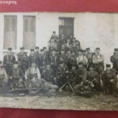 Militaria: FOTO ANTIGUA , GUERRA CIVIL, MARROQUÍS.. Lote 189889505