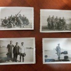 Militaria: FOTOS ANTIGUAS DE GUERRA CIVIL 1937.. Lote 190271863