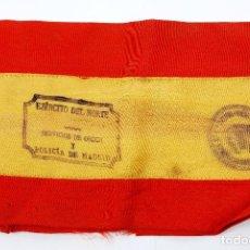 Militaria: BRAZALETE DEL EJÉRCITO DEL NORTE, BANDO NACIONAL. Lote 190600936