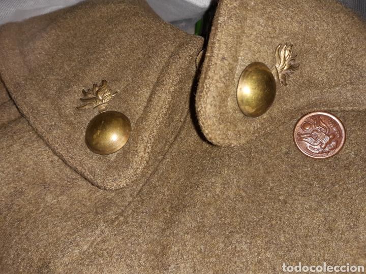 Militaria: Chaqueton del batallon Lincoln, Brigadas internacionales, Guerra civil. - Foto 2 - 190625707