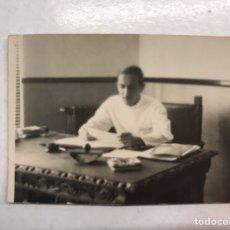 Militaria: MILITAR. FOTOGRAFÍA ORIGINAL DE PEQUEÑO TAMAÑO. RONDA. SANATORIO DE LA LEGION (14 - 12 - 1939). Lote 194245823