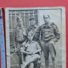 Militaria: FOTO GUERRA CIVIL ESPAÑOLA. Lote 194291772
