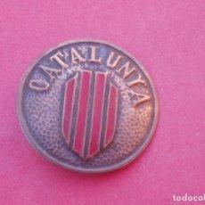 Militaria: ANTIGUA INSIGNIA DE CATALUNYA, GUERRA CIVIL. REPÚBLICA.. Lote 195041647