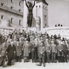 Militaria: EL ALCÁZAR DE TOLEDO. SUPERVIVIENTES DEL ASEDIO. 1973.. Lote 195185673