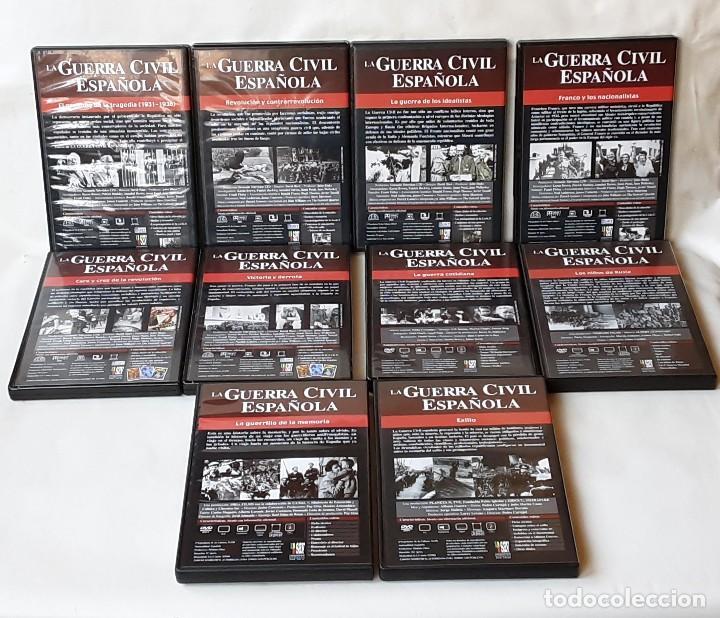 Militaria: LA GUERRA CIVIL ESPAÑOLA SAV COMPLETA - Foto 3 - 195358066