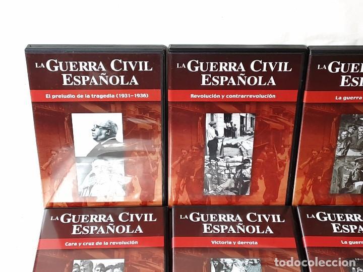 Militaria: LA GUERRA CIVIL ESPAÑOLA SAV COMPLETA - Foto 4 - 195358066