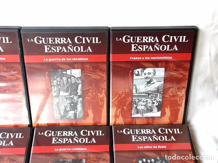Militaria: LA GUERRA CIVIL ESPAÑOLA SAV COMPLETA - Foto 5 - 195358066
