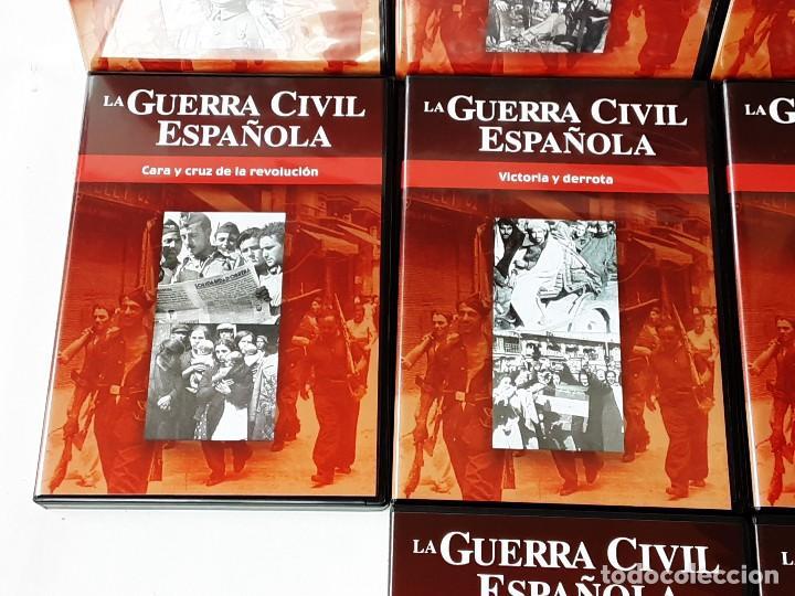 Militaria: LA GUERRA CIVIL ESPAÑOLA SAV COMPLETA - Foto 6 - 195358066