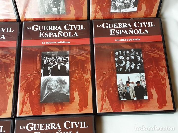 Militaria: LA GUERRA CIVIL ESPAÑOLA SAV COMPLETA - Foto 7 - 195358066