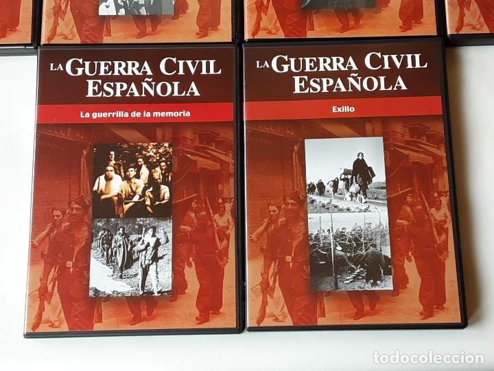 Militaria: LA GUERRA CIVIL ESPAÑOLA SAV COMPLETA - Foto 8 - 195358066