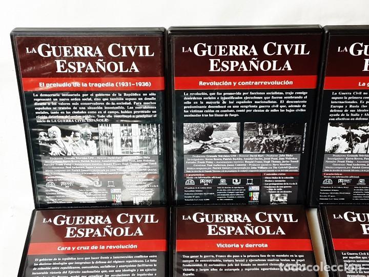 Militaria: LA GUERRA CIVIL ESPAÑOLA SAV COMPLETA - Foto 9 - 195358066