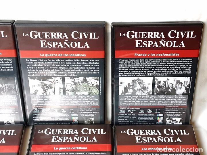 Militaria: LA GUERRA CIVIL ESPAÑOLA SAV COMPLETA - Foto 10 - 195358066