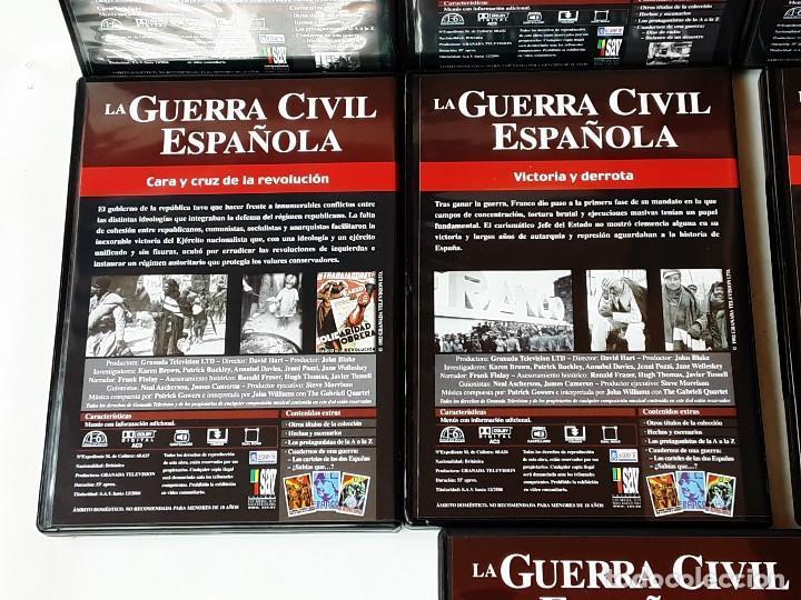 Militaria: LA GUERRA CIVIL ESPAÑOLA SAV COMPLETA - Foto 11 - 195358066