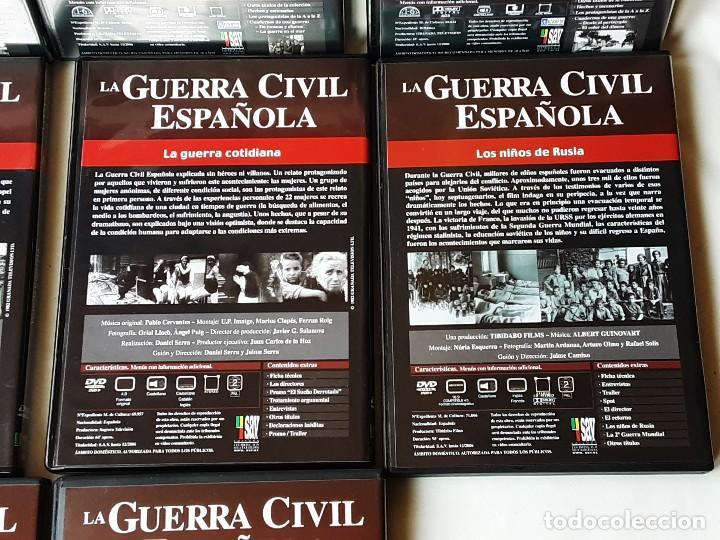 Militaria: LA GUERRA CIVIL ESPAÑOLA SAV COMPLETA - Foto 12 - 195358066