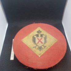Militaria: ANTIGUA CAJA CARLISTA GUERRA CIVIL REQUETE. Lote 195495256