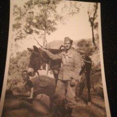 Militaria: LEGIONARIO FASCISTA ITALIANO GUERRA CIVIL ESPAÑOLA. Lote 195521935