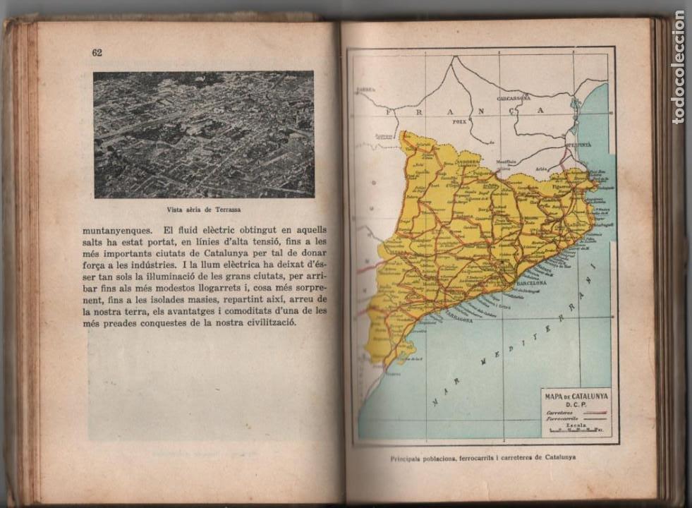 Militaria: LA TERRA CATALANA- POR JOAQUIN PLA CARGOL- AÑO 1936.- 190 `PAGINAS, VER FOTOS - Foto 7 - 197184101