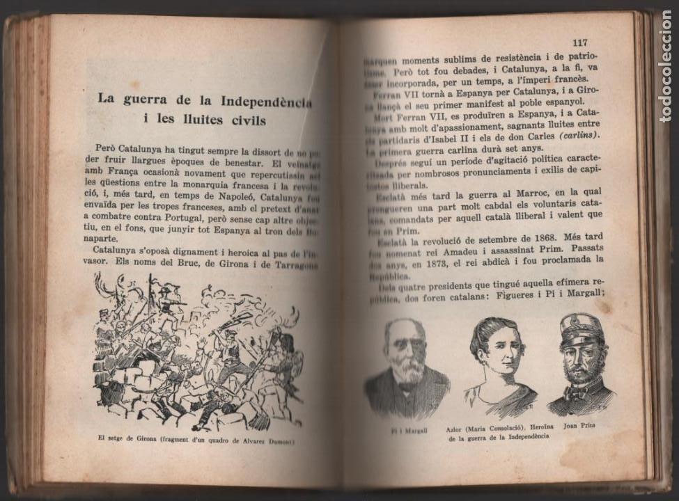 Militaria: LA TERRA CATALANA- POR JOAQUIN PLA CARGOL- AÑO 1936.- 190 `PAGINAS, VER FOTOS - Foto 17 - 197184101