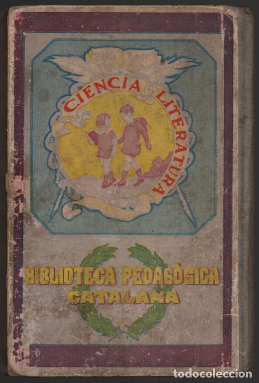 Militaria: LA TERRA CATALANA- POR JOAQUIN PLA CARGOL- AÑO 1936.- 190 `PAGINAS, VER FOTOS - Foto 24 - 197184101