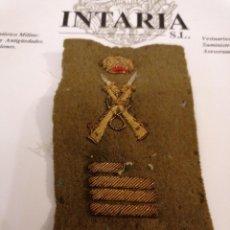 Militaria: PARCHE TERCIO CARLISTA . Lote 197349365
