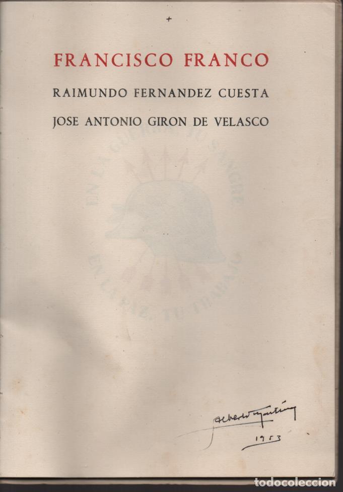 Militaria: CONCENTRACION REG. DE EX-COMBATIENTES DE LAS DOS CASTILLAS,- AÑO 1942--MCMLII- VER FOTOS - Foto 3 - 197505161